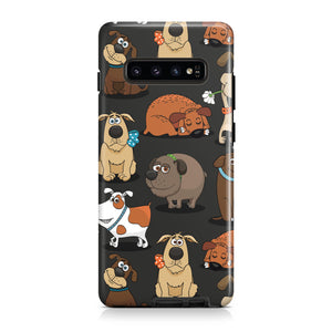 Cute Dogs Tough Case