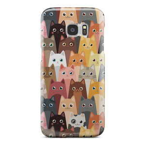 Cute Cats Phone Case Limited Edition