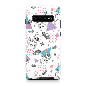 Space Pug Tough Case