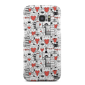 Lovely Cats Phone Case