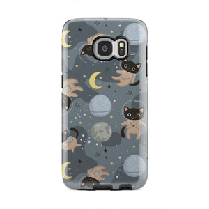 Space Cats Tough Case