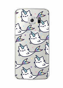 Cute Unicorn Samsung Case - Pets Lovers Store