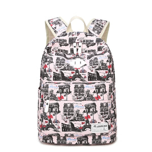 Lovely Cats Backpack - Pets Lovers Store