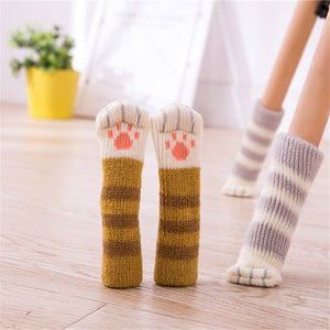 Anti Slip Chair Leg Socks