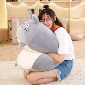 Cute Cat/Totoro/Dog/Cat/Frog/Penguin Plush Toy