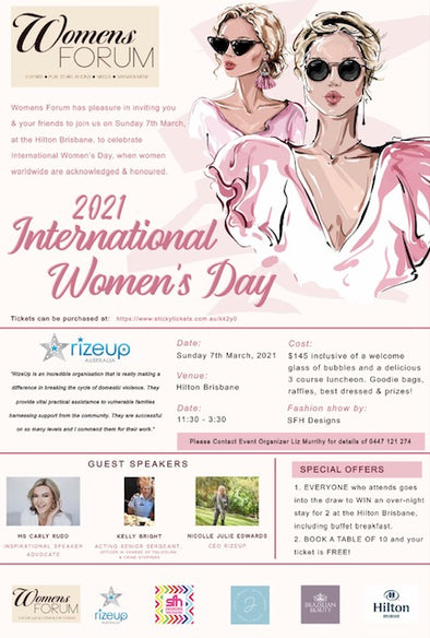 International Women's Day - 2021