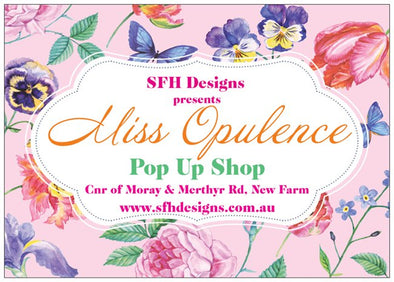 New Farm POP UP Shop!