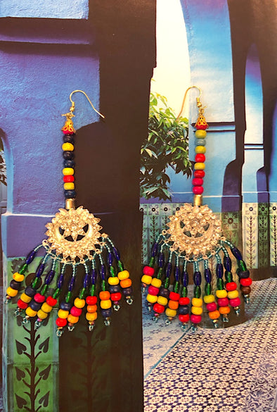 Oasis - Moroccan Fantasy Earring Collection