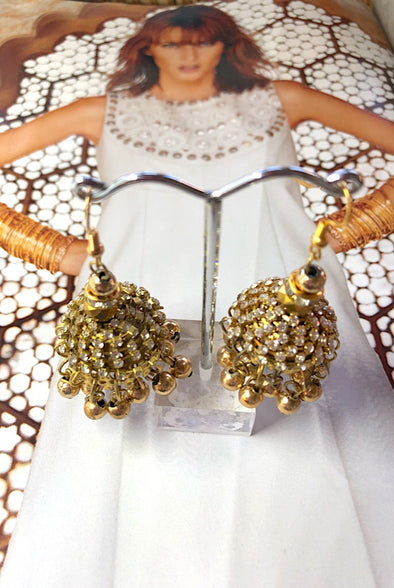 Elaborate Bells - The Immaculate Earring Collection
