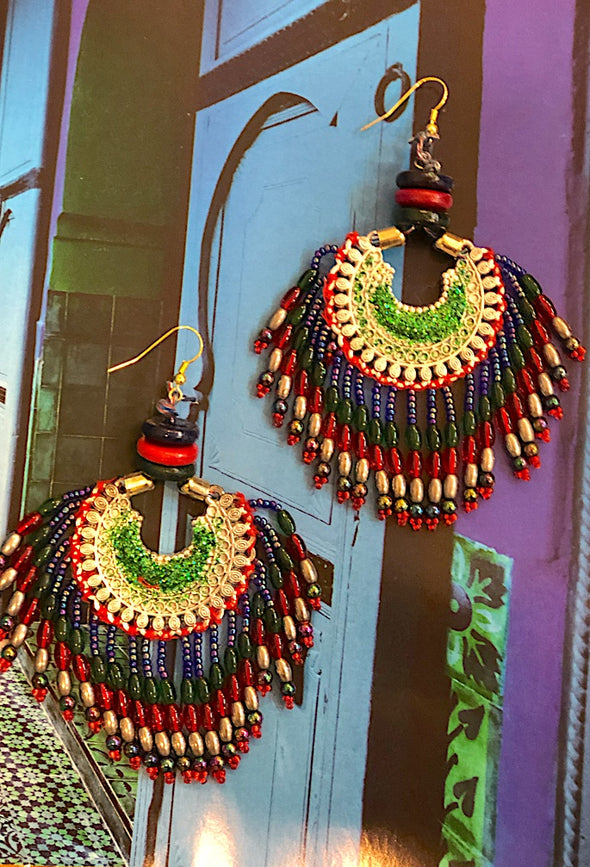 Souk - Moroccan Fantasy Earring Collection