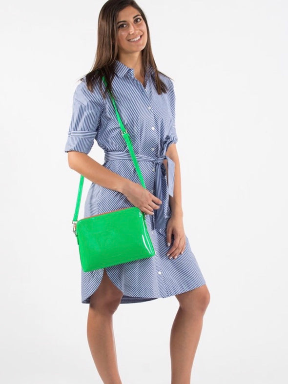 Ravello Bag in Green - Liv & Milly