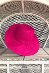 Made in Madagascar Hat - Hot Pink SMALL