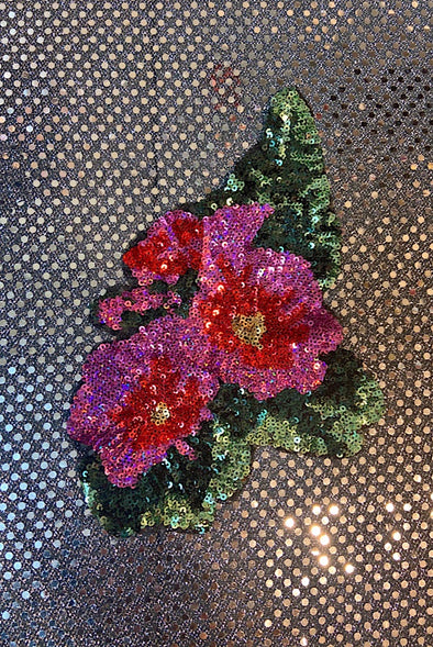Sequinned Embellishment -