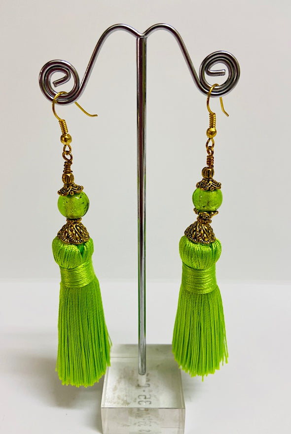 Limerick Earrings - by Bizou