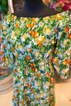 Oranges and Lemons OTS Dress - Custom Design by SFH