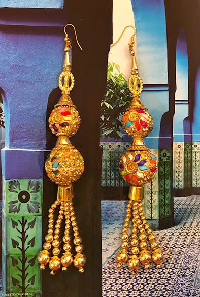 Medina - Moroccan Fantasy Earring Collection