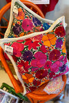 Flower Field Cushion - Guatemala
