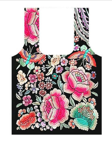 Phoenix Fold Up Shopping Bag - Anna Chandler Design