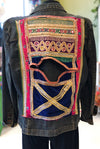 Afghan Cross Vintage Jacket