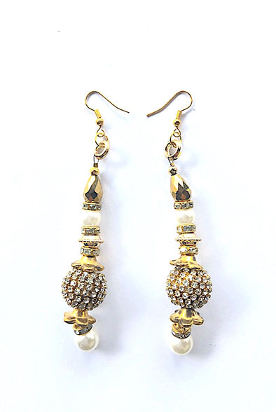 Gorgeous Dangles - Gorgeous Glamour Earring Collection