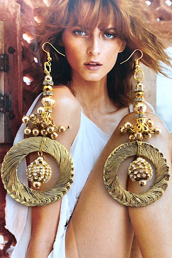 Vogue - The Immaculate Earring Collection