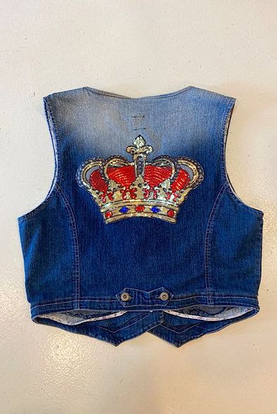 Royale Custom Made Sleeveless Jacket