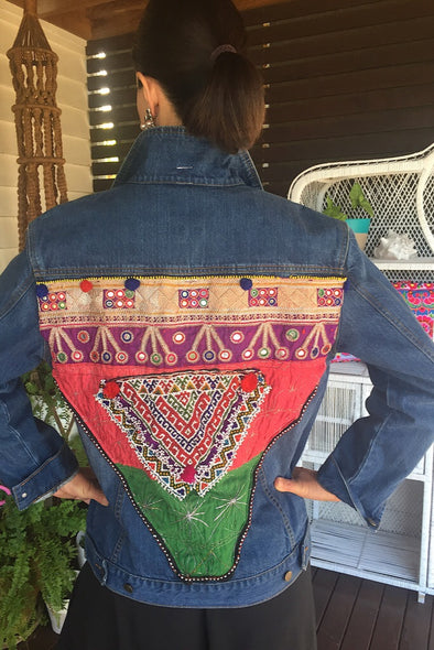 Culture Club Vintage Denim Jacket