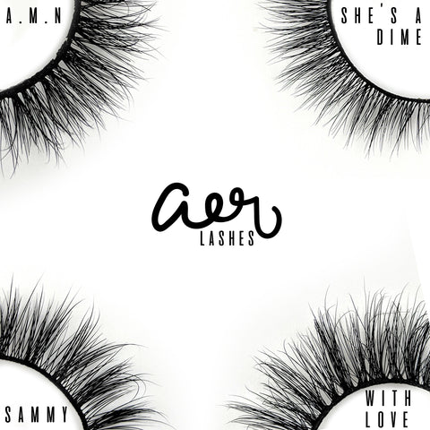 aer Lashes Collection