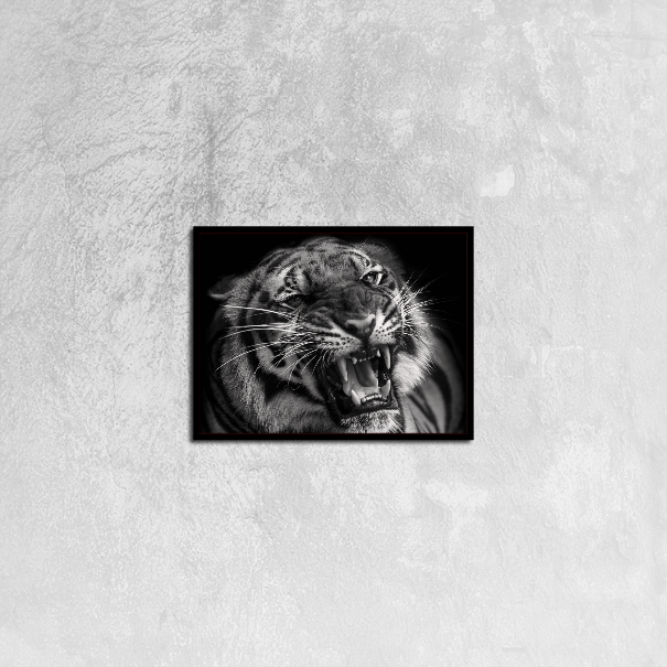 Tiger Wall Art 16ⅹ12 inch