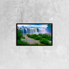 Dray Nur Waterfalls In Vietnam Wall Art For Home Decorations Stretched  20ⅹ12 inch