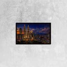 Petronas Twin Towers Wall Decoration 20ⅹ12 inch