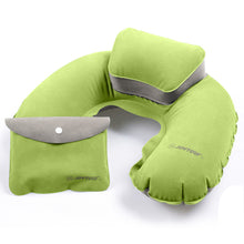 Portable Blow Up Travel Pillow