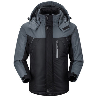 Thermal Waterproof Men's Coat