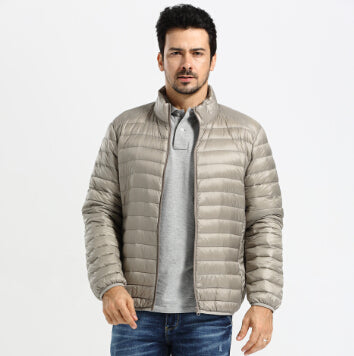 Ultra Light Men's Winter Duck Down Jacket