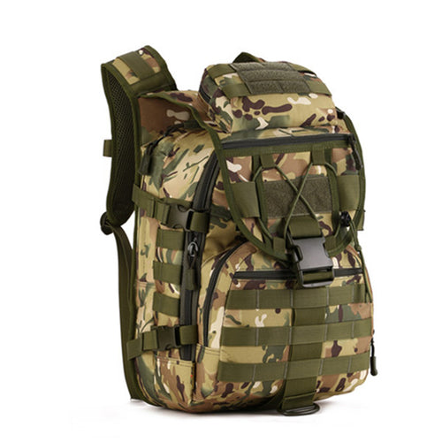 40L Waterproof Military Travel Backpack