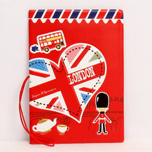 London Passport Holder