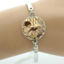 Glass Cabochon Dome Bracelet