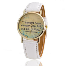 Susasn Sontag Woman Travel Watch