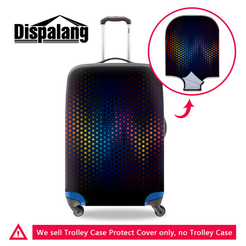 Travel Luggage Protective Covers Apply To 18~30 Inch Case Excellent Elastic Stretch Suitcase Cover Fashion Travel Accessories