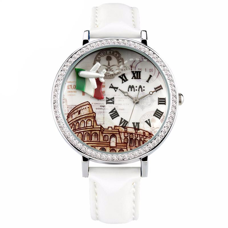 Travel to Rome Watch