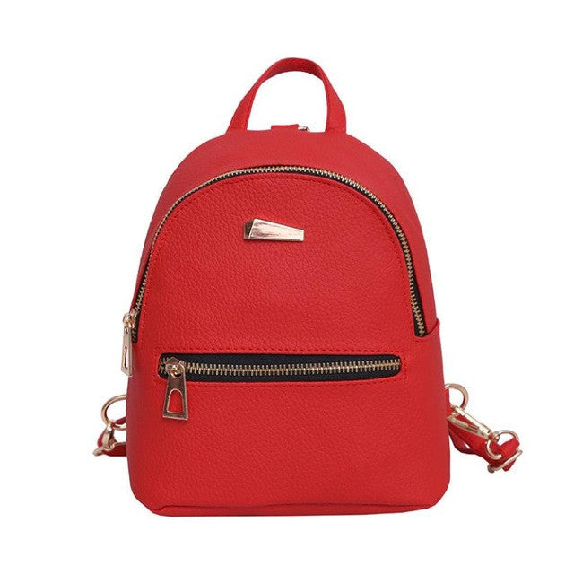 Bags Women's New Backpack Travel Bags School Rucksack Female Fashion Girls Bags