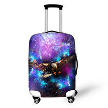 Stretch Dolphin Travel Luggage Suitcase Protective Cover to 18 20 22 24 26 28 inch Cases With 6 Colors Elastic Luggage Cover