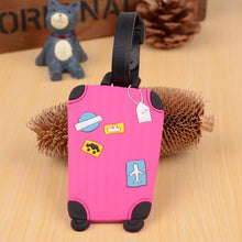 Luggage Style Tags
