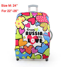 Yesello Travel Luggage Suitcase Protective Cover, Stretch, made for 20,24,28inch, Apply to 18-30inch Cases