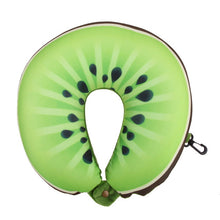 Fruit U Shaped Travel Pillow