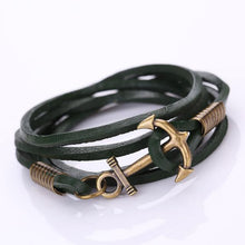 Leather Handmade Wristband