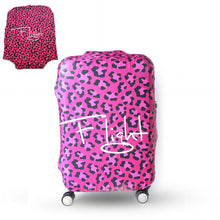 OKOKC Geometric Stars Thicker Travel Luggage Protective Suitcase Cover Luggage Cover Apply To 19~32inch Case Elastic