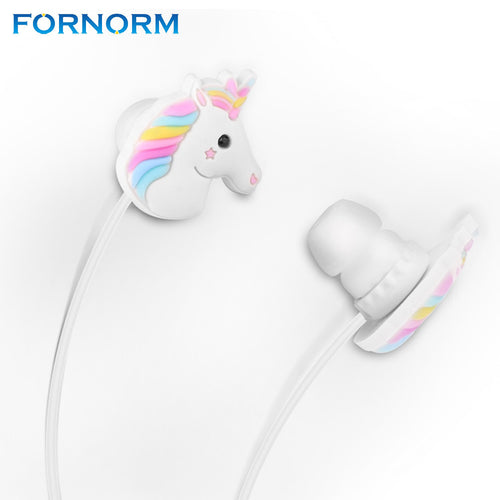 Special Unicorn In-Ear Headphone