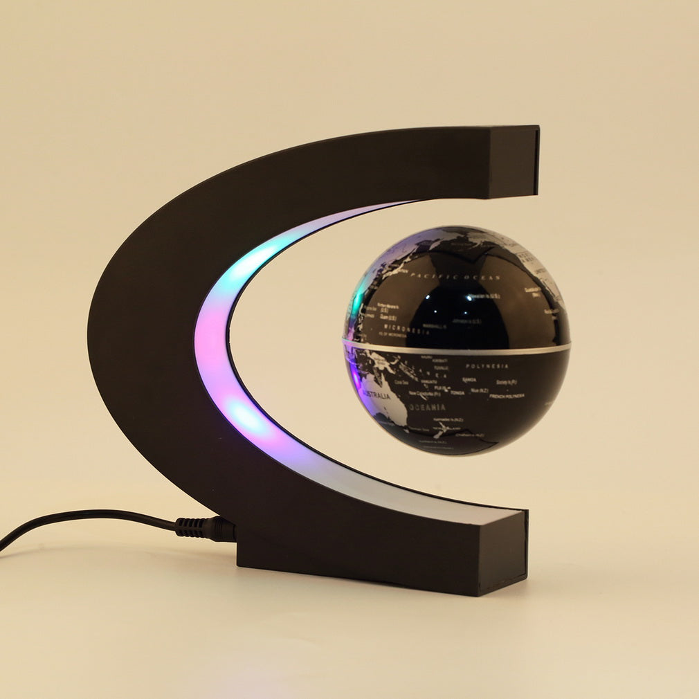 Home Decoration Electronic Magnetic Levitation Floating Globe Antigravity