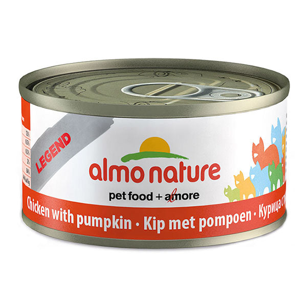 Almo Nature - Adult Chicken & Pumpkin